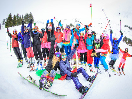 Get The Girls Out Alyeska!