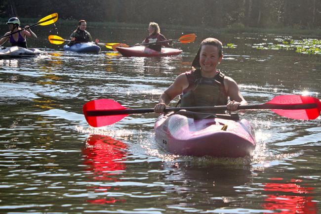 AK Whitewater Kayak Clinic - 2