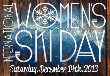 1st Annual International Women's Ski Day in Utah!