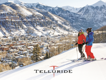 SheJumps is Teaming up with Telluride Women's Ski & Wellness Week