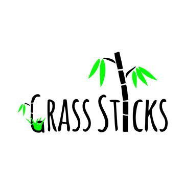 grass sticks