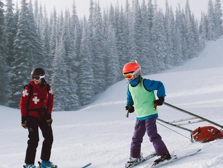Wild Skills Junior Ski Patrol at Crystal Mountain – Recap