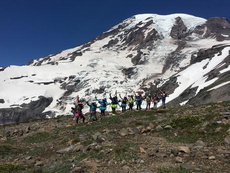 Wild Skills Fundraiser on Mt. Rainier – THANK YOU!