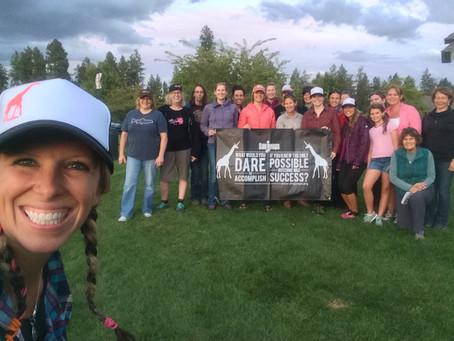SheJumps Spokane Intro to Fly Fishing Clinic – Recap