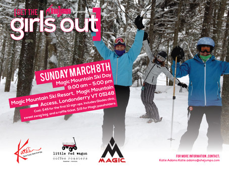 March 8th Magic Mountain Get Your Ski On Ski Day