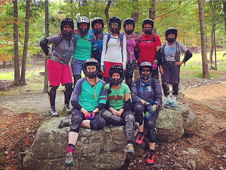 RECAP: SheJumps Downhill Day at Massanutten Bike Park