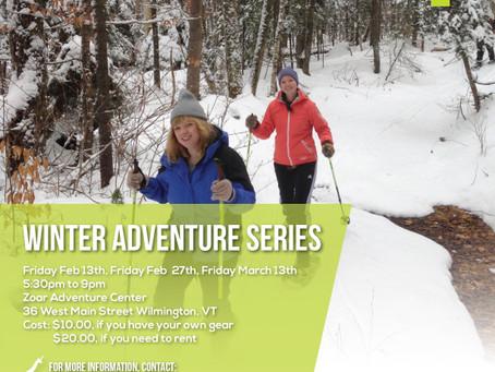 Winter Adventure Series
