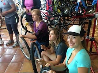 Kalamazoo Bike Maintenance Round-Up