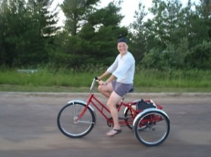 I could have used the HeroKit on this Trike!