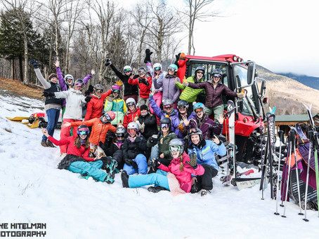 International Women's Ski Day at Stowe VT Recap