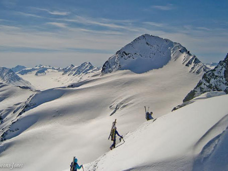 Ski Mountaineering Course
