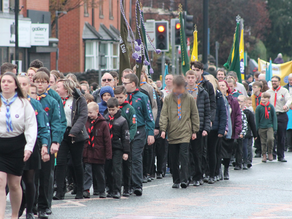 Central Notts Remembers
