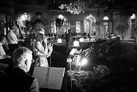 Clara in jazz musica per matrimoni