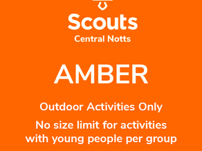 Face-to-face Scouting returns for Outdoors
