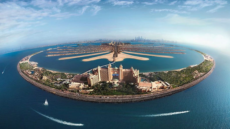 Dubai-Hotel-Atlantis-Palm-Jumeirah-islan
