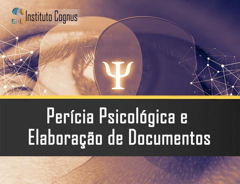 Curso Perícia Psicológica e Elaboração de Documentos