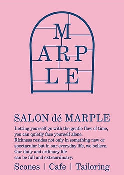 スコーン専門店 SALON de MARPLE サロンドゥマープル
