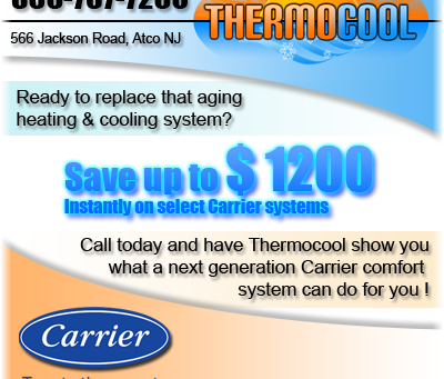 The Carrier® 2021 winter instant rebate is live! Save up to $1200 on select Carrier systems!