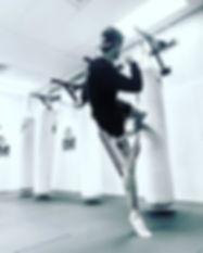 10am Muay Thai Kickboxing 🥊 🦵_•_•_•_•_