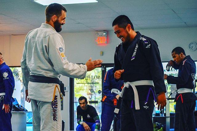 Trial Jiu Jitsu Class