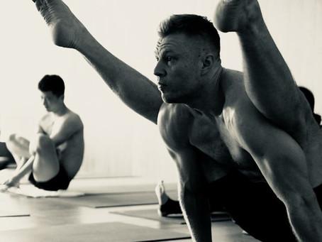 Less fitness more Yogasana