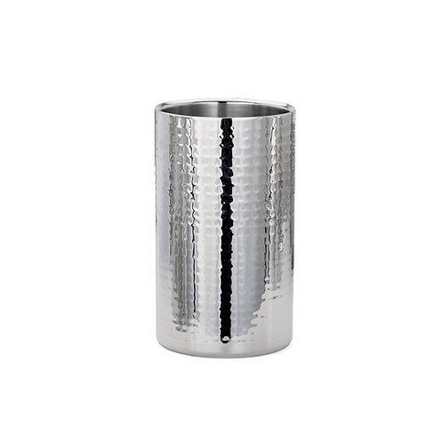LINEAR WINE COOLER - SILVER