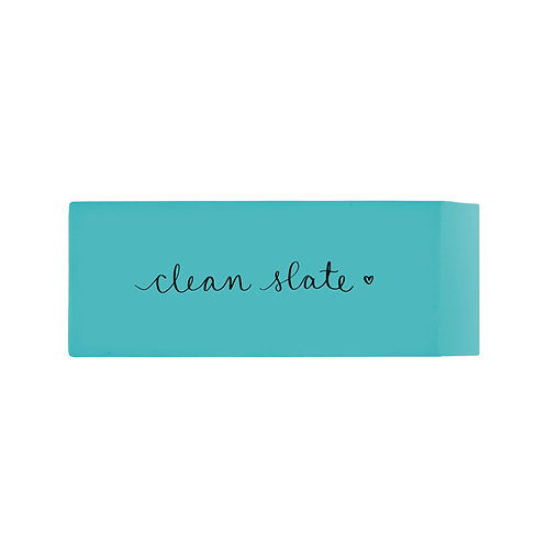 ECCOLO SKY BLUE - TRY THESE AGAIN - GIANT ERASER