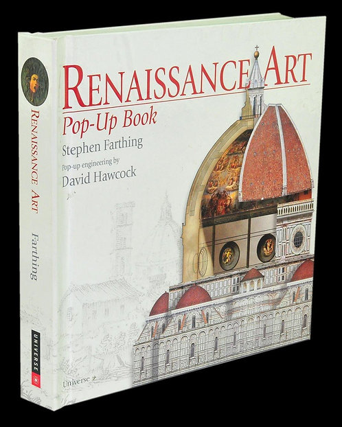 RENAISSANCE ART - POP- UP BOOK