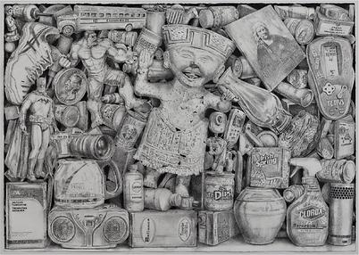 JAIRO ALFONSO, (Cuba - Usa),  123, 70 x