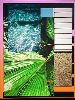 IVÁN BLASSER, (Panamá), In n Out, 13.5