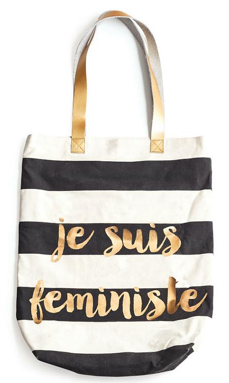 JE SUIS FEMINISTE - TOTE