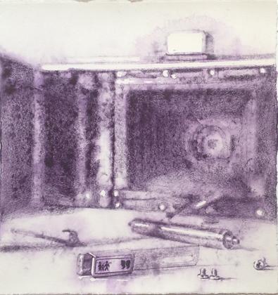 JAIRO ALFONSO, (Cuba), Polaroid X, 18 x