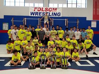 Mad Dawg Wrestling Club:  Training Future Wrestlers