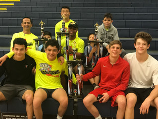 Mad Dawg Wins Four Trophies At Club Championships