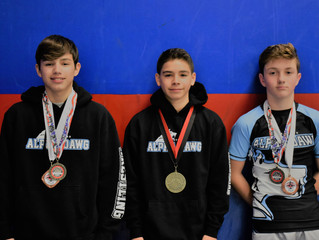 Garett Hicks, Elias Rivera and Ryland Smith Qualify for TOC