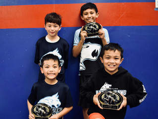 Alpha Dawg Placers at SCWAY State