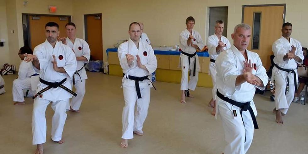 Natsu Karate Program