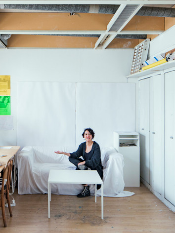 Lilli Garcia, Architecte/Chorégraphe