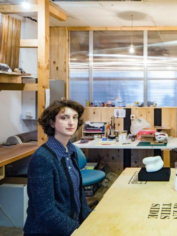 Sarah Cohen, Sculptrice/Plasticienne