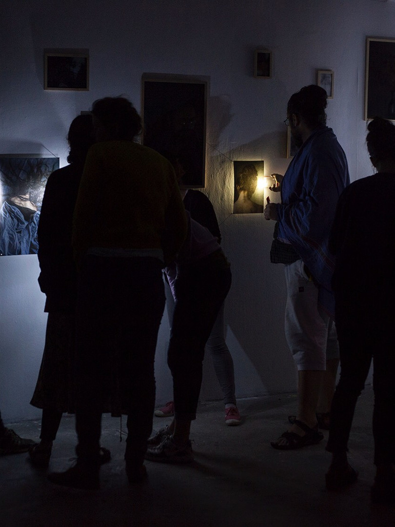 Nocturne Exposition Manifestation