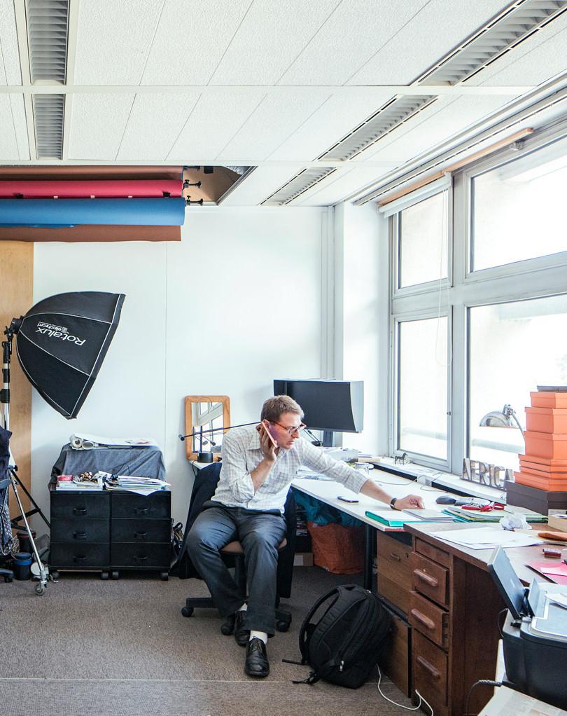 Philippe Monges, Photographe