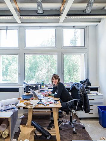 Sarah Garbarg, Artiste Plasticienne