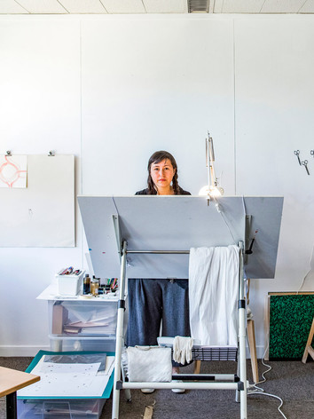 Javiera Hiault Echeverria, Artiste Plasticienne