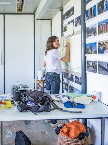 Emma Cossée, Artiste Plasticienne
