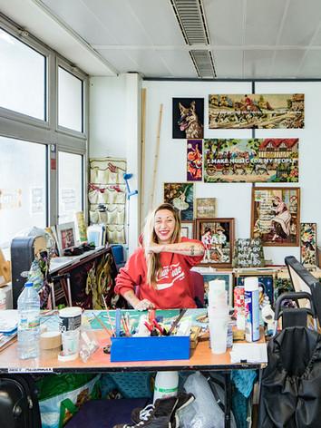 Betty Meissonnier, Artiste Plasticienne