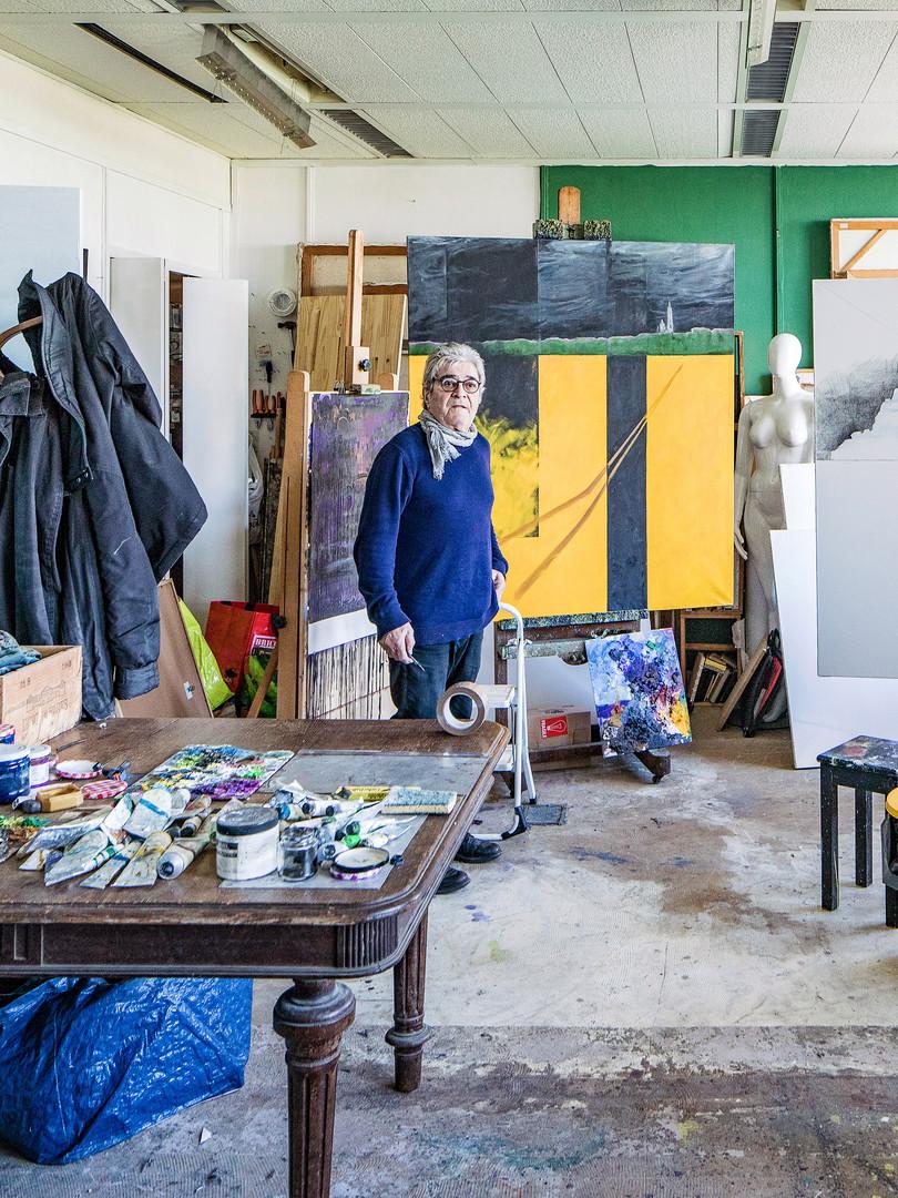 Bernard Chatain, Architecte/Peintre