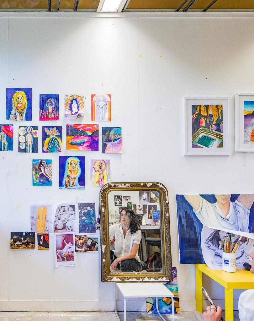 Pascale Bosc, Artiste Plasticienne