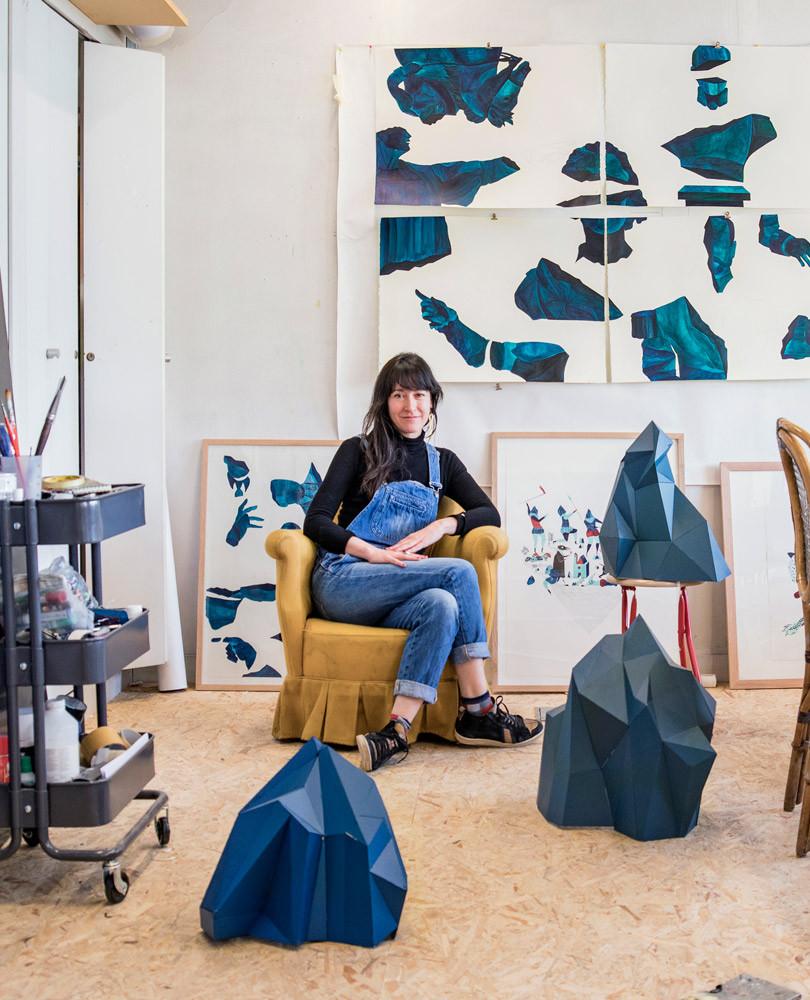 Alexandra Arango, Artiste Plasticienne