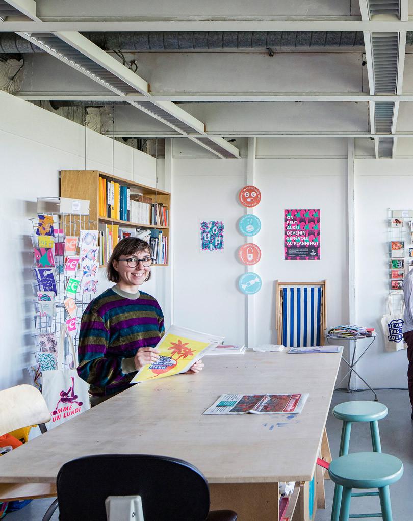 Atelier Youpi, Design Graphique