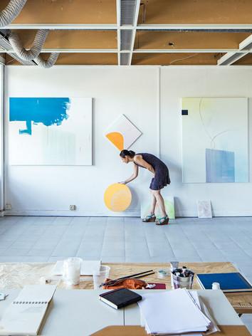 Isabelle Vorle, Artiste Plasticienne